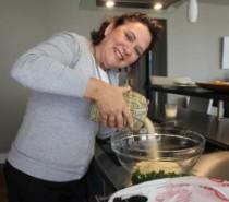 Encontro com a chef Teresa Corção